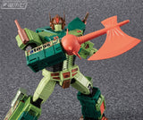 Transformers Masterpiece MP-10DC Convoy Duckcamo Ver. Cybertron Commander Orange Energy axe