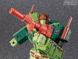 Transformers Masterpiece MP-10DC Convoy Duckcamo Ver. Cybertron Commander Orange Laser Rifle