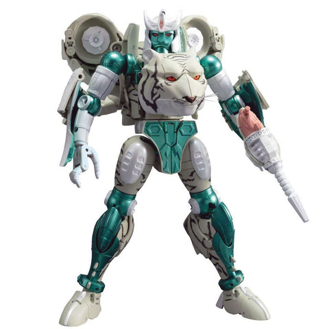 Transformers Masterpiece MP-50 Tigatron Beast Wars Robot Toy TakaraTomy Japan