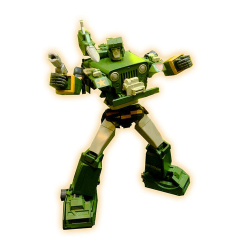 Buy Transformers Masterpiece MP47 Hound USA box sleeve