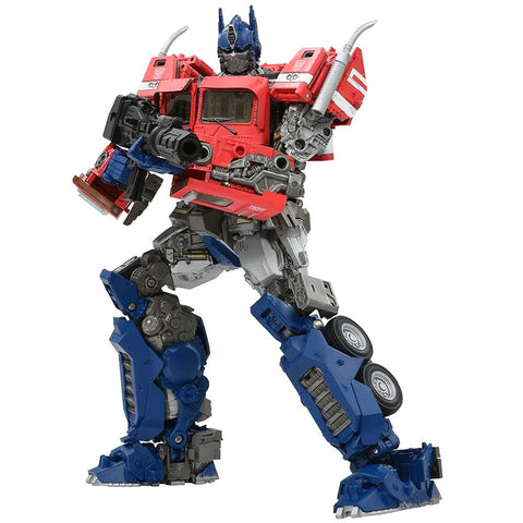 Transformers Masterpiece Movie Series MPM-12 Optimus Prime Japan TakaraTomy Robot Toy Blaster Front