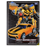 Transformers Masterpiece Movie Series MPM-2 Bumblebee Box Package Front Japan