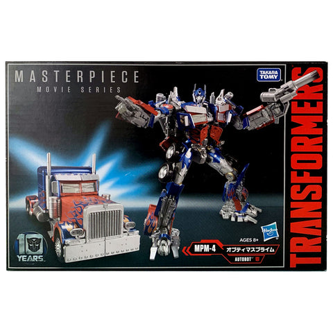 Transformers Masterpiece Movie Series MPM-4 Optimus Prime - Japan