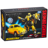 Transformers Movie Masterpiece MPM-7 Bumblebee volkswagen vw beetle japan takaratomy box package Japan