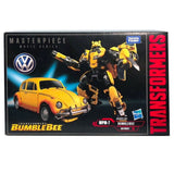 Transformers Movie Masterpiece MPM-7 Bumblebee volkswagen vw beetle Hasbro USA box package