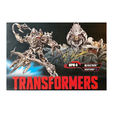 Transformers Masterpiece Movie Series MPM-8 2017 Film Megatron Promo