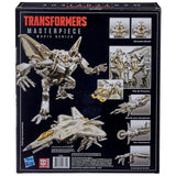 Transformers Masterpiece Movie Series MPM-10 Starscream Box Package Back Hasbro Target USA