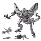 Transformers Masterpiece Movie Series MPM-10 Starscream robot toy accessories Hasbro Target USA