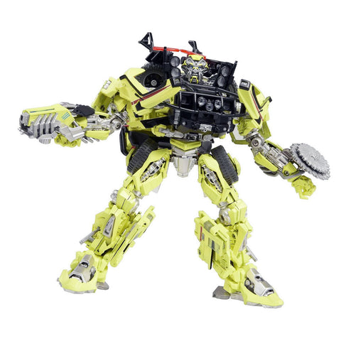 Transformers Masterpiece Movie Series MPM-11 Autobot Ratchet Japan TakaraTomy Robot Toy