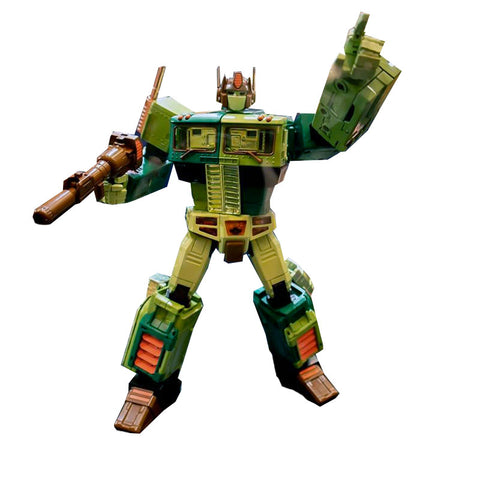 Transformers Masterpiece MP-10ADC Convoy Atmos Duck Camo ver.