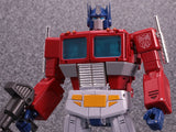 35th Anniversary Transformers Masterpiece MP-44 G1 Optimus Prime Convoy 3.0 version 3 Color Robot Closeup