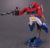 35th Anniversary Transformers Masterpiece MP-44 G1 Optimus Prime Convoy 3.0 version 3 Color Robot jetpack
