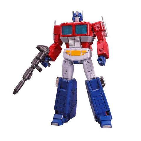 35th Anniversary Transformers Masterpiece MP-44 G1 Optimus Prime Convoy 3.0 version 3 Color Robot