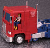 35th Anniversary Transformers Masterpiece MP-44 G1 Optimus Prime Convoy 3.0 version 3 Color Truck cab Spike