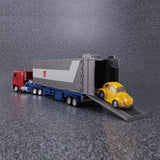 Transformers Masterpiece MP-45 Bumblebee Optimus Trailer USA Hasbro