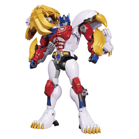 Transformers Masterpiece MP-48 Lio Convoy Robot Promo