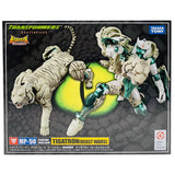 Transformers Masterpiece MP-50 Tigatron Beast Wars TakaraTomy Japan box package front