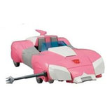 Transformers Masterpiece MP-51 Arcee Pink Car Toy accessory G1 Generation 1