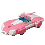 Transformers Masterpiece MP-51 Arcee Pink Car Toy G1 Generation 1