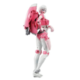 Transformers Masterpiece MP-51 Arcee Pink Robot Toy back sexy pose G1 Generation 1