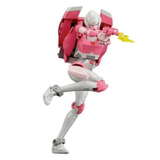 Transformers Masterpiece MP-51 Arcee Robot Toy G1 Generation 1 Running Blast FX