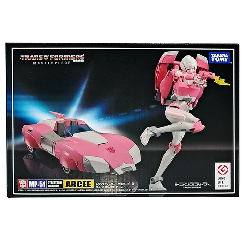 Transformers Masterpiece MP-51 Arcee - Japan