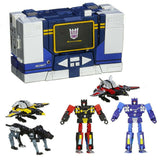 Transformers Masterpiece MP-02 Soundwave with cassettes reissue Hasbro Asia 2016 alt mode cassette toys