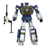 Transformers Masterpiece MP-02 Soundwave with cassettes reissue Hasbro Asia 2016 action figure toy Robot
