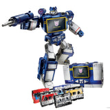 Transformers Masterpiece MP-02 Soundwave with cassettes reissue Hasbro Asia 2016 action figure toy product shot
