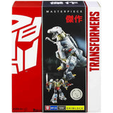 Transformers Masterpiece MP-03 Dinobot Leader Grimlock USA Hasbro Toys R Us Box Package Front