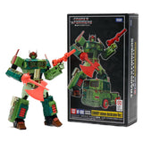 Transformers Masterpiece MP-10DC Convoy Duckcamo Ver. Cybertron Commander Box Package Robot Toy