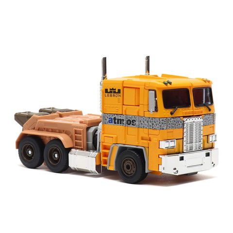 bae2334c883 Transformers Masterpiece MP-10ASL Convoy Atmos Safari Lebron Ver Semi Truck  Mode