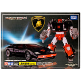 Transformers Masterpiece MP-12G Lambor G-2 Ver Black G2 Sideswipe Box Package Front Japan