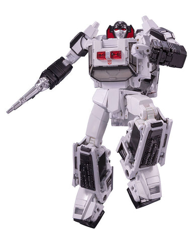 Transformers Masterpiece MP42 Cordon White Sunstreaker Diaclone Police