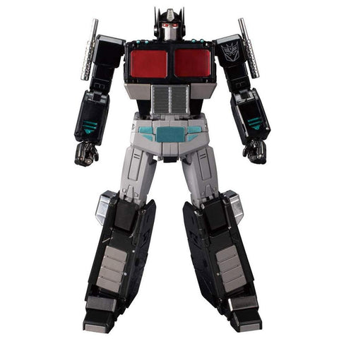 Transformers Masterpiece MP-49 Nemesis Prime USA Hasbro Robot Stance Front
