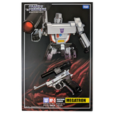 Transformers Masterpiece MP-05 Destron Leader Megatron Box Package Front Japan TakaraTomy