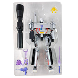 Transformers Masterpiece MP-05 Destron Leader Megatron Box Package inner blister Japan TakaraTomy