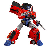 Transformers Masterpiece MP-54 Reboost Diaclone Red Robot Action Figure Toy Stance