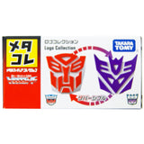 Transformers G1 Meta Colle Logo Collection Autobot Decepticon Insignia box package front