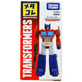 Transformers Generation 1 Meta Coll Metalcore Optimus Prime Package box Front