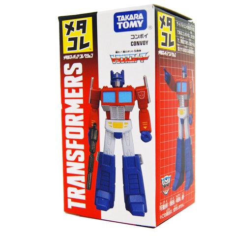 Transformers Generation 1 Meta Coll Metalcore Optimus Prime Package box