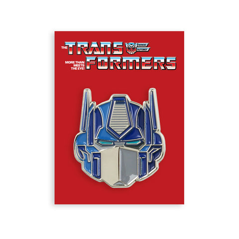 Mondo SDCC 2019 Transformers G1 Optimus Prime pin Tom Whalen