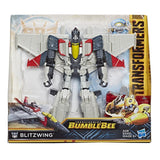 Transformers Bumblebee Movie Energon Igniters Nitro Series Jet Blitzwing Toy package box