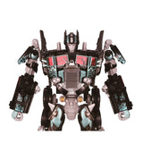Transformers Movie Seven Net Exclusive Legendary Nemesis Prime Leader 711 Robot Face Front