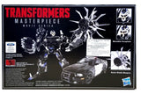 Transformers Masterpiece Movie Series MPM-5 Barricade USA Box Package Back