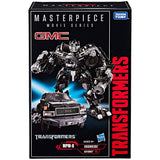 Transformers Movie Masterpiece MPM-6 Ironhide USA Hasbro Box Package