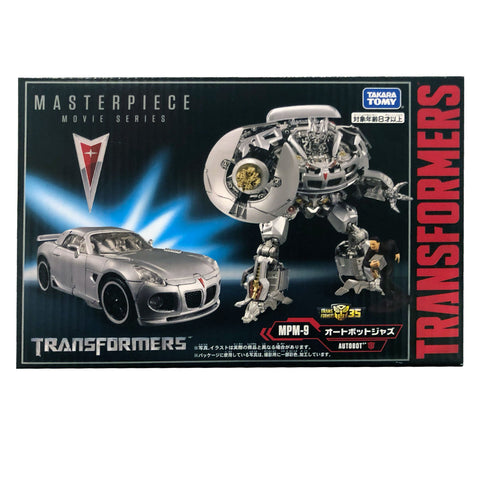 Transformers Movie Masterpiece Series MPM-9 Jazz & Sam Witwicky - Japan
