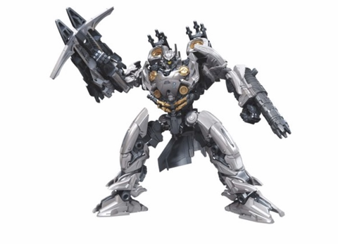 Transformers Movie Studio Series 43 Voyager KSI Boss Robor Render
