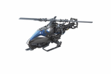 Transformers Movie Studio Series 45 Deluxe Autobot Drift Helicopter mode render