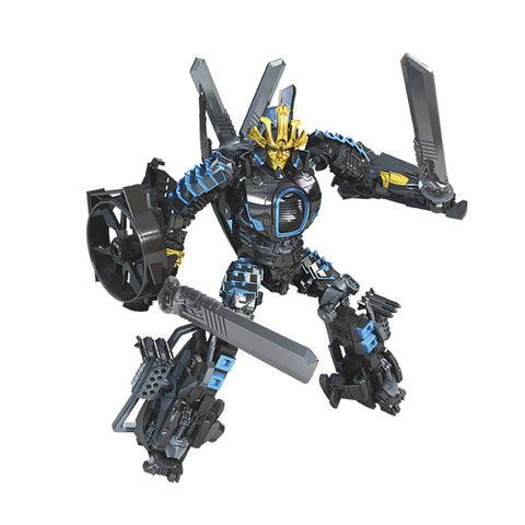 Transformers Movie Studio Series 45 Deluxe Autobot Drift Robot mode render
